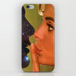 Lust In Space iPhone Skin