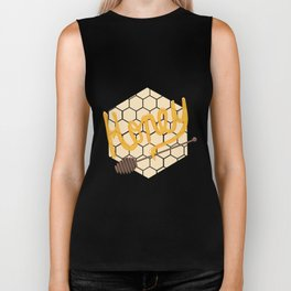 Honey Bee Mine Biker Tank