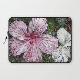 Fabulous hibiscus Laptop Sleeve