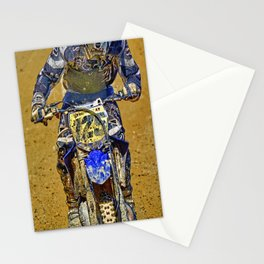 Dirtbiking Is My Religion / MX Champion Stationery Cards
