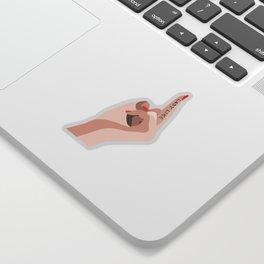 LADYLIKE Sticker