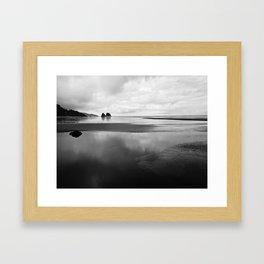 Stillness in Oregon Framed Art Print