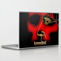 hannibal Laptop & iPad Skins featuring Hannibal by Fan Prints