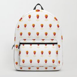 Time Fries When I'm With You Backpack