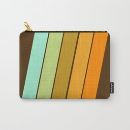 Fer Shure - retro throwback minimal 70s style decor art minimalist 1970's vibes Carry-All Pouch