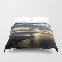 View to Behold Duvet Cover