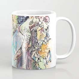 Manos de Marfíl Coffee Mug