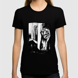 Mysterious woman T-shirt