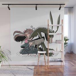 Chibis Wall Mural