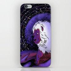 Moon Lion iPhone Skin