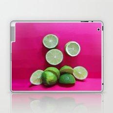 Cherry Limeade Laptop & iPad Skin