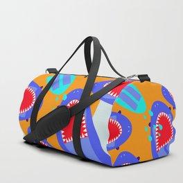 Sharksicles Duffle Bag