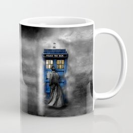 Halloween 10th Doctor lost in the mist Coffee Mug
