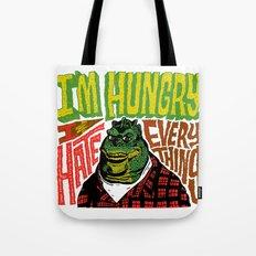 Hungry Earl Tote Bag