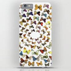 Butterflies Slim Case iPhone 6s Plus