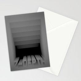 3D Z-DEPTH Stationery Cards