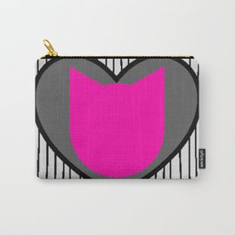 Pussyhat project, march on washington design 3 Carry-All Pouch
