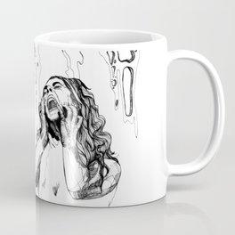 The Queen Scream Coffee Mug