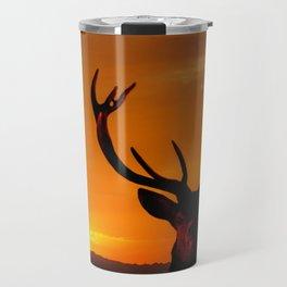 Highland Stag Travel Mug