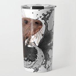 Cujo giant river otter Travel Mug