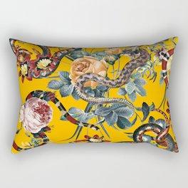 Dangers in the Forest III Rectangular Pillow