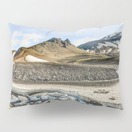 """Extrusion """"Camel"""" at the foot of the Avachinsky volcano Pillow Sham"""
