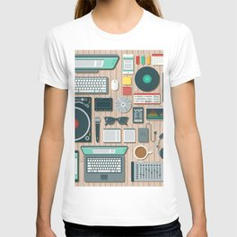 DJ's Workspace T-shirt