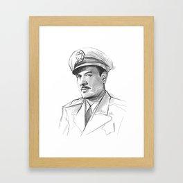 Legends: Infante Framed Art Print