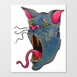 Cat Canvas Print
