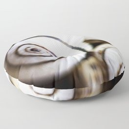 shells Floor Pillow