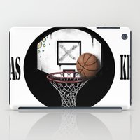 basketball iPad Cases featuring basketball by Penfishh