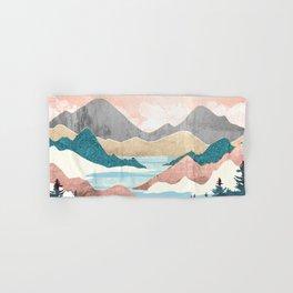 Lake Sunrise Hand & Bath Towel