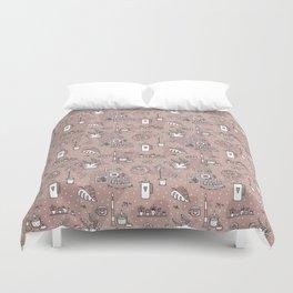 Cozy home Duvet Cover