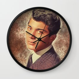 Paul Anka, Music Legend Wall Clock