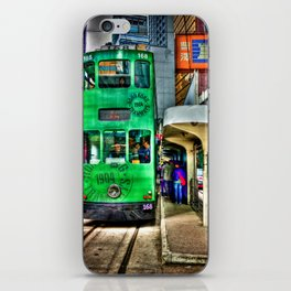 Ding Ding Cable Car iPhone Skin