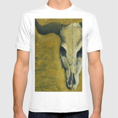 Dry. Mens Fitted Tee White MEDIUM
