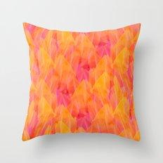 Tulip Fields #105 Throw Pillow