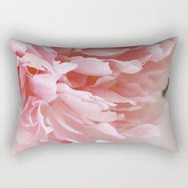 Peony Pink Rectangular Pillow