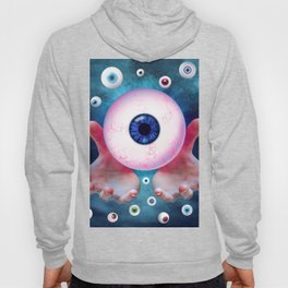 Watching You by GEN Z Hoody