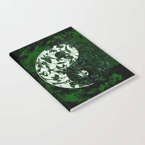 The rebellion of yin yang Notebook