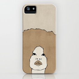 Female Two iPhone Case