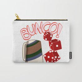 Bunco Brunch Carry-All Pouch