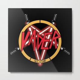 Vader Slayers Logo Metal Print