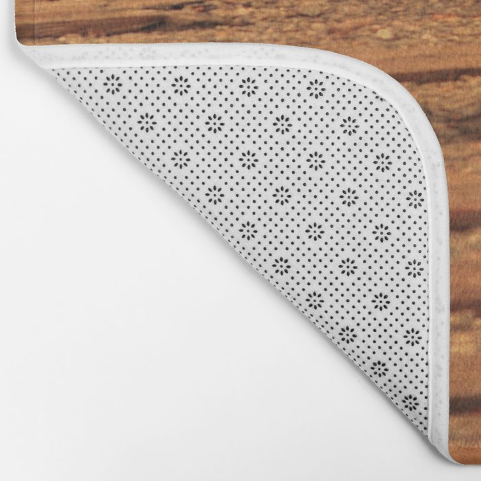 AUTUMN RAILS Bath Mat
