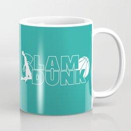Slam Dunk (white) Coffee Mug