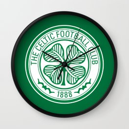 Celtic FC Wall Clock