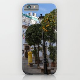 Marbella Centro  iPhone Case