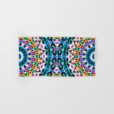 Tribal Mandala G117 Hand & Bath Towel