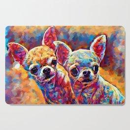 Chihuahua Bros Cutting Board