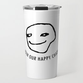 Join Our Happy Chaos Travel Mug